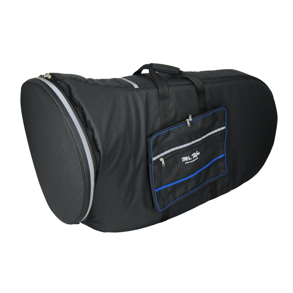 Mr Tuba B flat tuba gigbag (black)