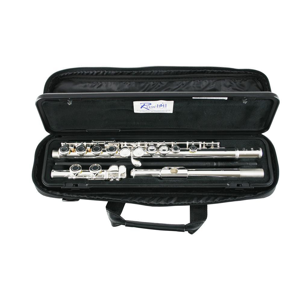 Yamaha YFL212 flute Thumbnail Image 1