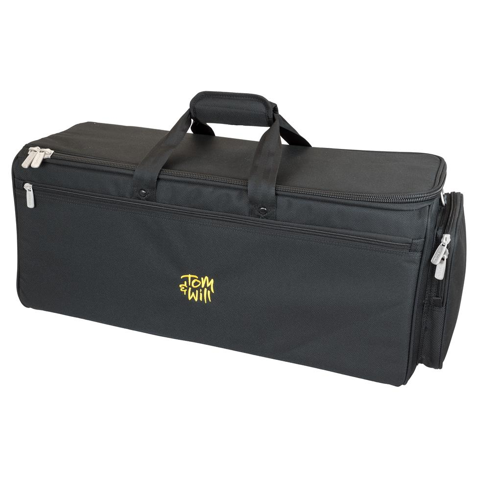 Tom & Will double trumpet gigbag (black) Image 1