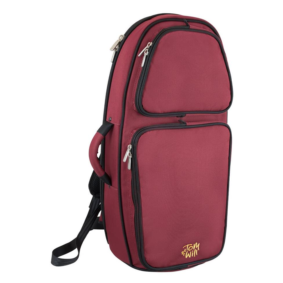Tom & Will tenor horn gigbag (burgundy)
