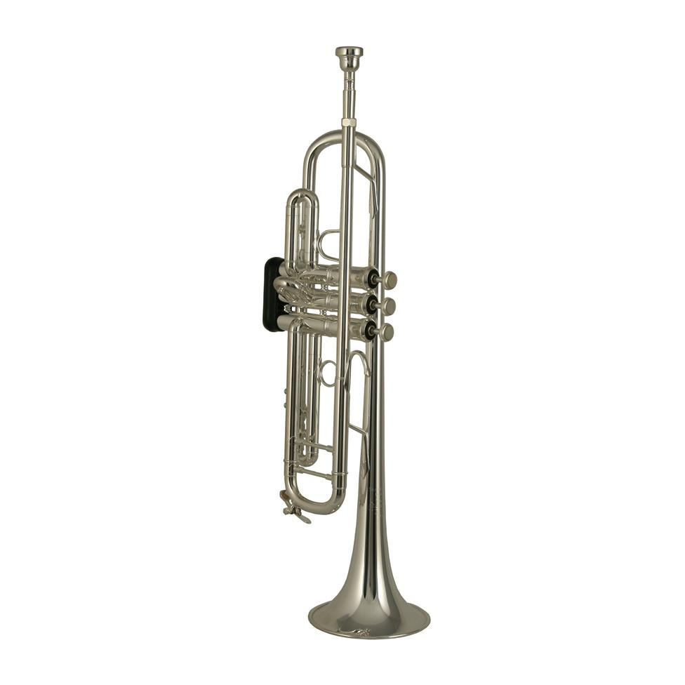 Bach Stradivarius 180ML37S B flat trumpet (silver) Thumbnail Image 0