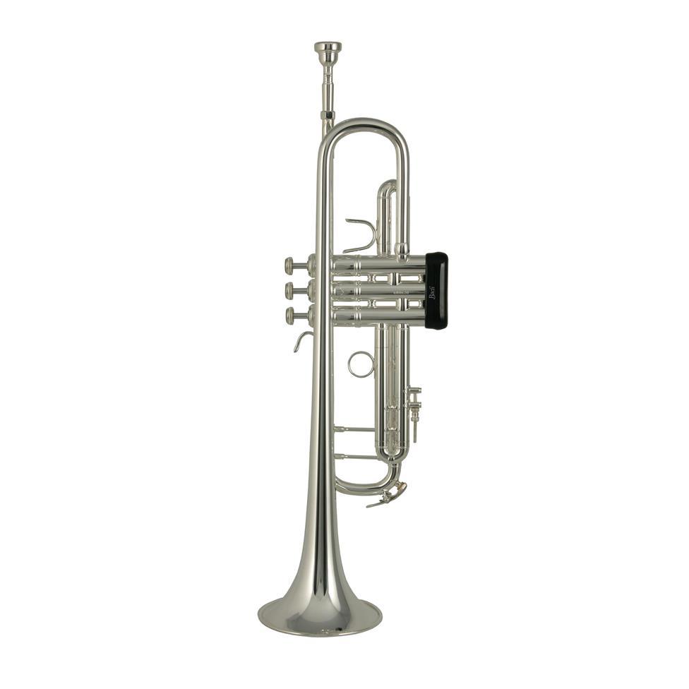 Bach Stradivarius 180ML37S B flat trumpet (silver) Thumbnail Image 1