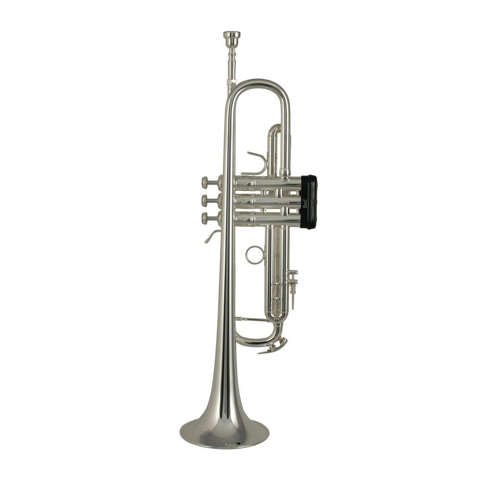 Bach Stradivarius 180ML37SRL B flat trumpet (silver) Thumbnail Image 1