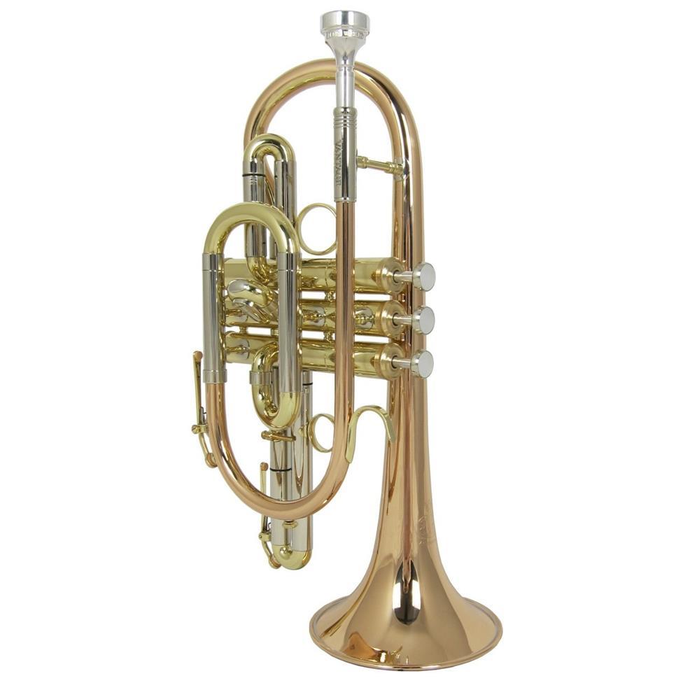 Amati Vantage AVC-L B-flat cornet (lacquer) Image 1